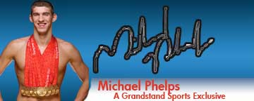 Phelps, Michael Exclusive